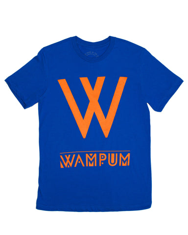 Wampum Big W T-Shirt