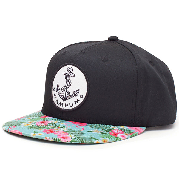 Flamingo Snapback Hat