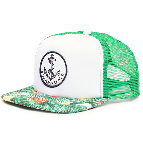 Tropical Fruit Trucker Hat