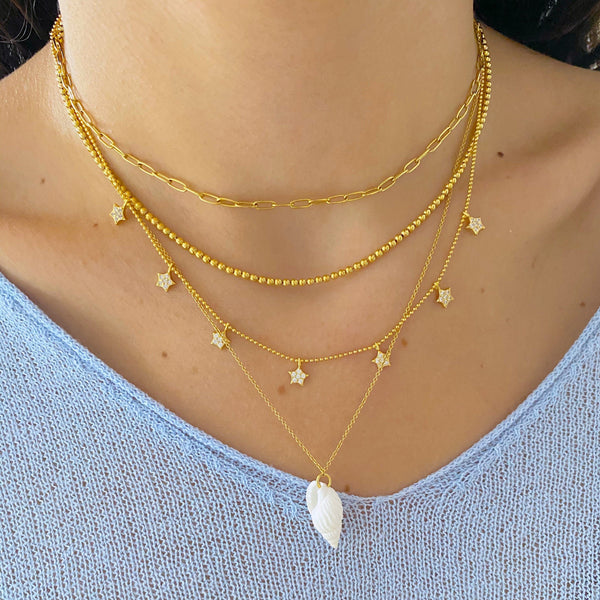 COLLAR FEBAL GOLD