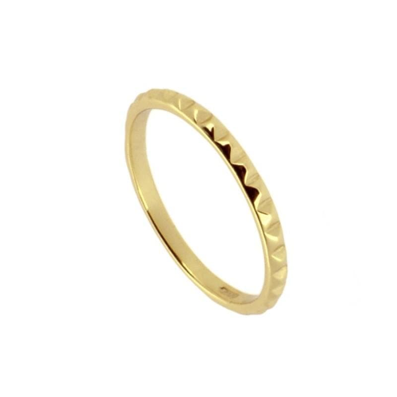 ANILLO POINSETTIA GOLD