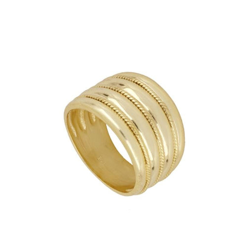 ANILLO FARIDA GOLD