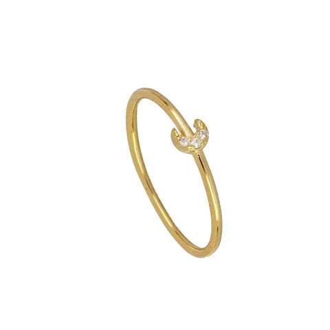 ANILLO CHRISTA GOLD