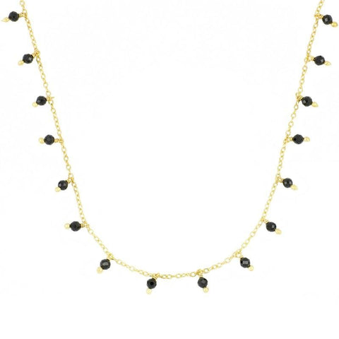 COLLAR KEDVES SPINELLO GOLD