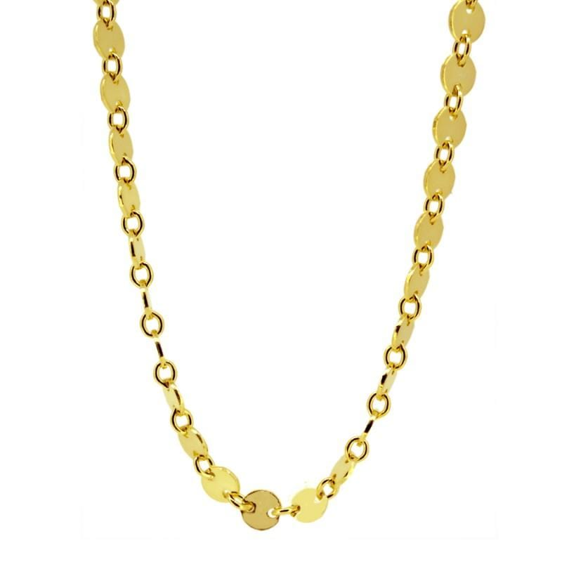 COLLAR CHOKER ZIYAS GOLD