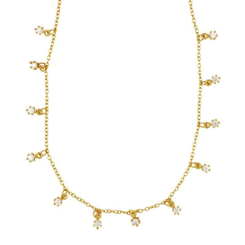 COLLAR CHANDRA GOLD