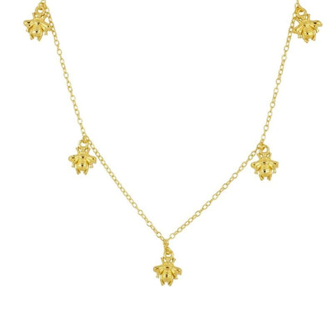 COLLAR CHANDI GOLD