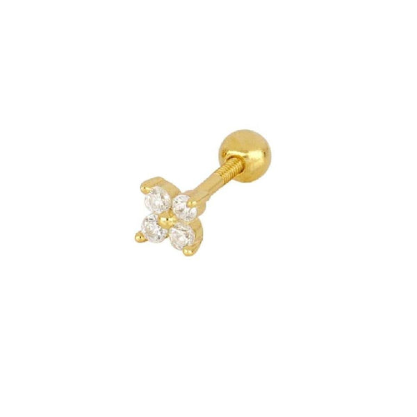 Piercing Dansa Gold
