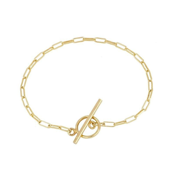 PULSERA RAISA GOLD