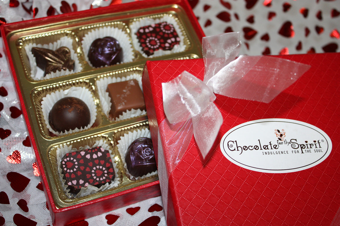 Artisan Chocolate 9 Piece Gift Box