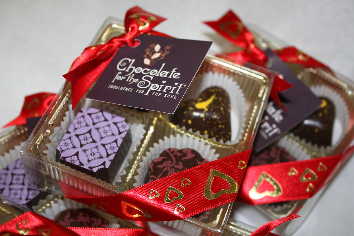 Valentine's Day - 4 pc Assortment