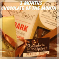 3 Months of Chocolate only $99