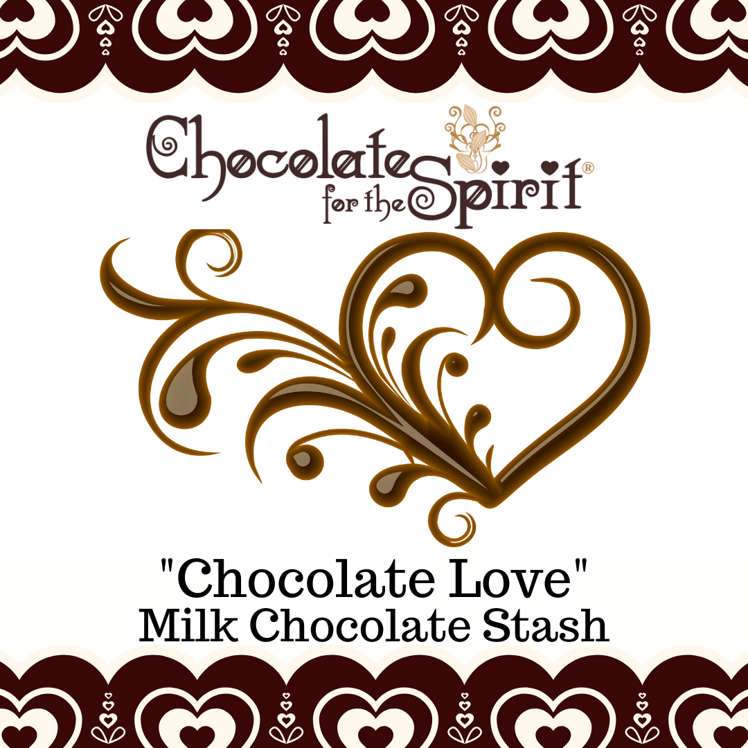 Chocolate Love - Milk Chocolate Stash
