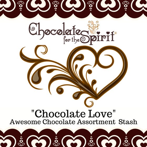Chocolate Love - Awesome Chocolate Assortment Stash