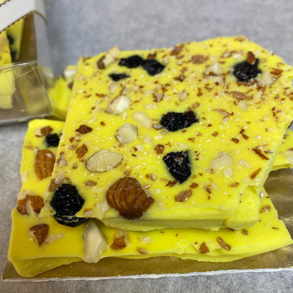 Lemonberry Bark