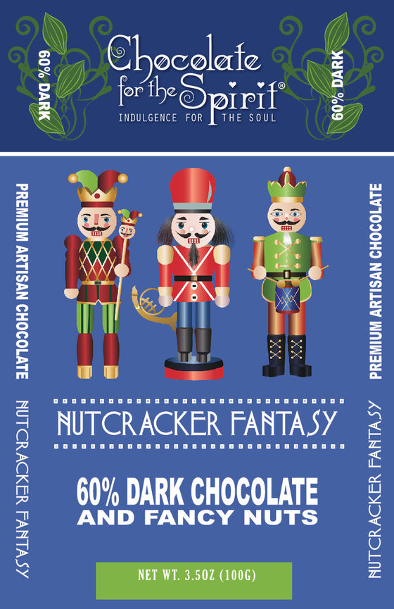 Sale Now $8.00 - Nutcracker Fantasy