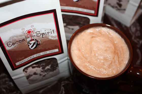 Cocoa for the Spirit - Milk Chocolate Lovers Blend