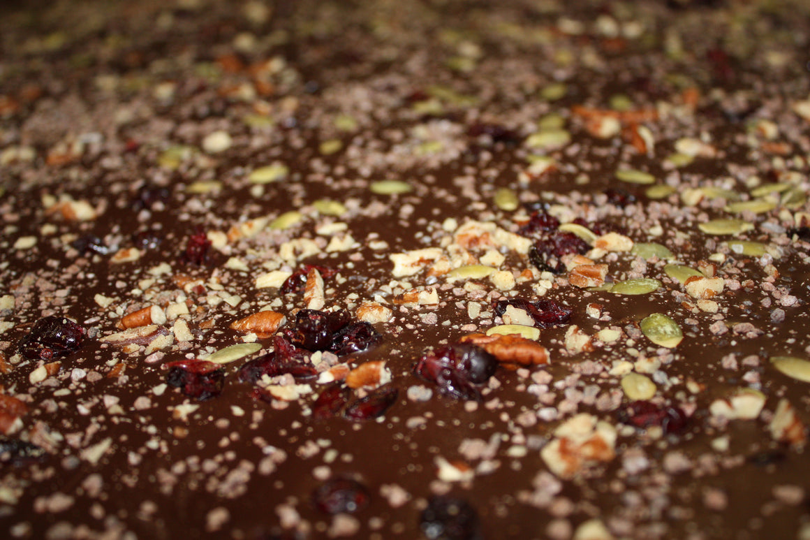Harvest Bark - 60% Dark Chocolate