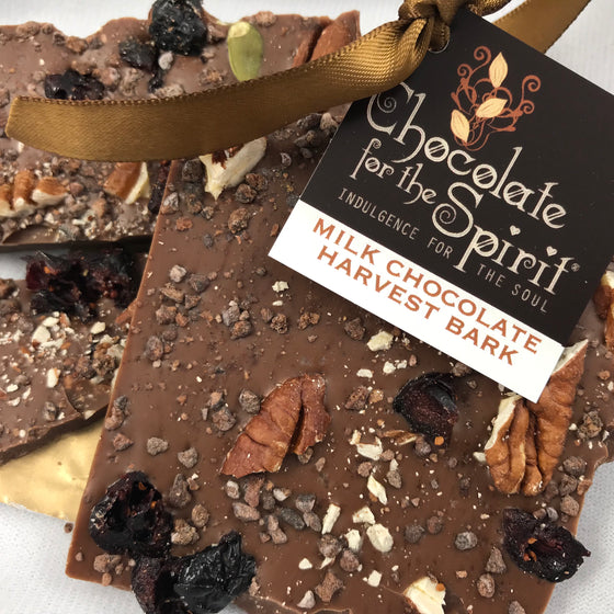 Harvest Bark - 36% Milk Chocolate
