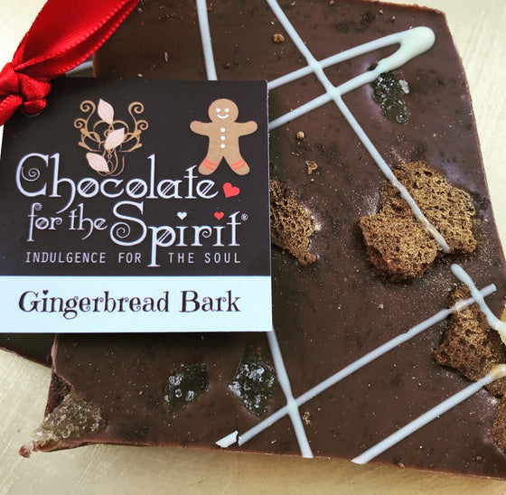 Gingerbread Bark