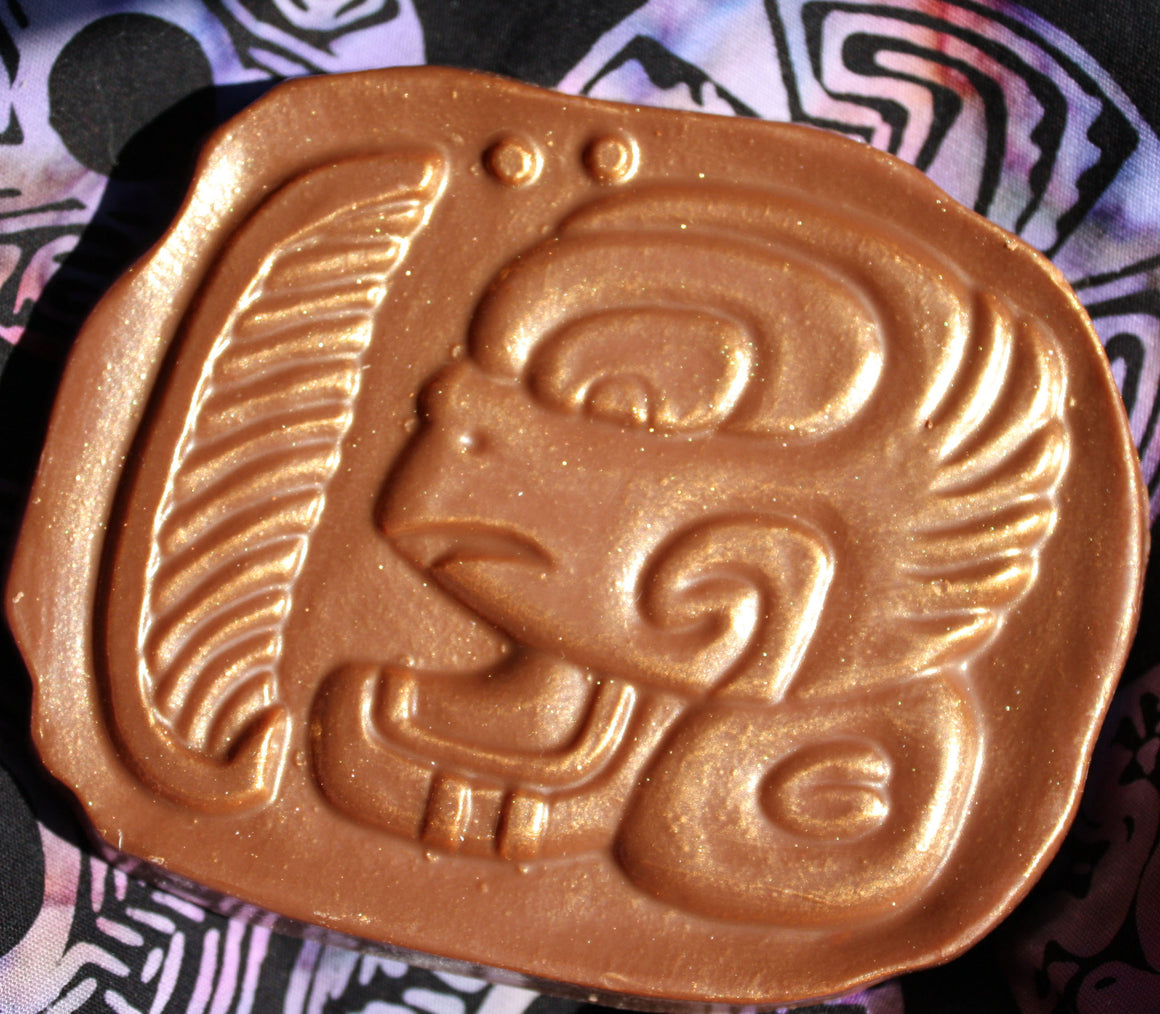Indiana Artisan Marketplace Pickup - 38% Milk Chocolate Mayan Spice Bar