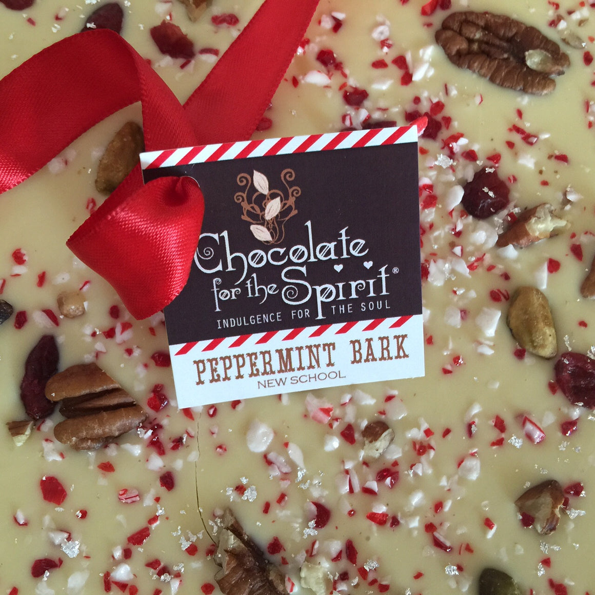 Peppermint Bark - New School - Award-Winner