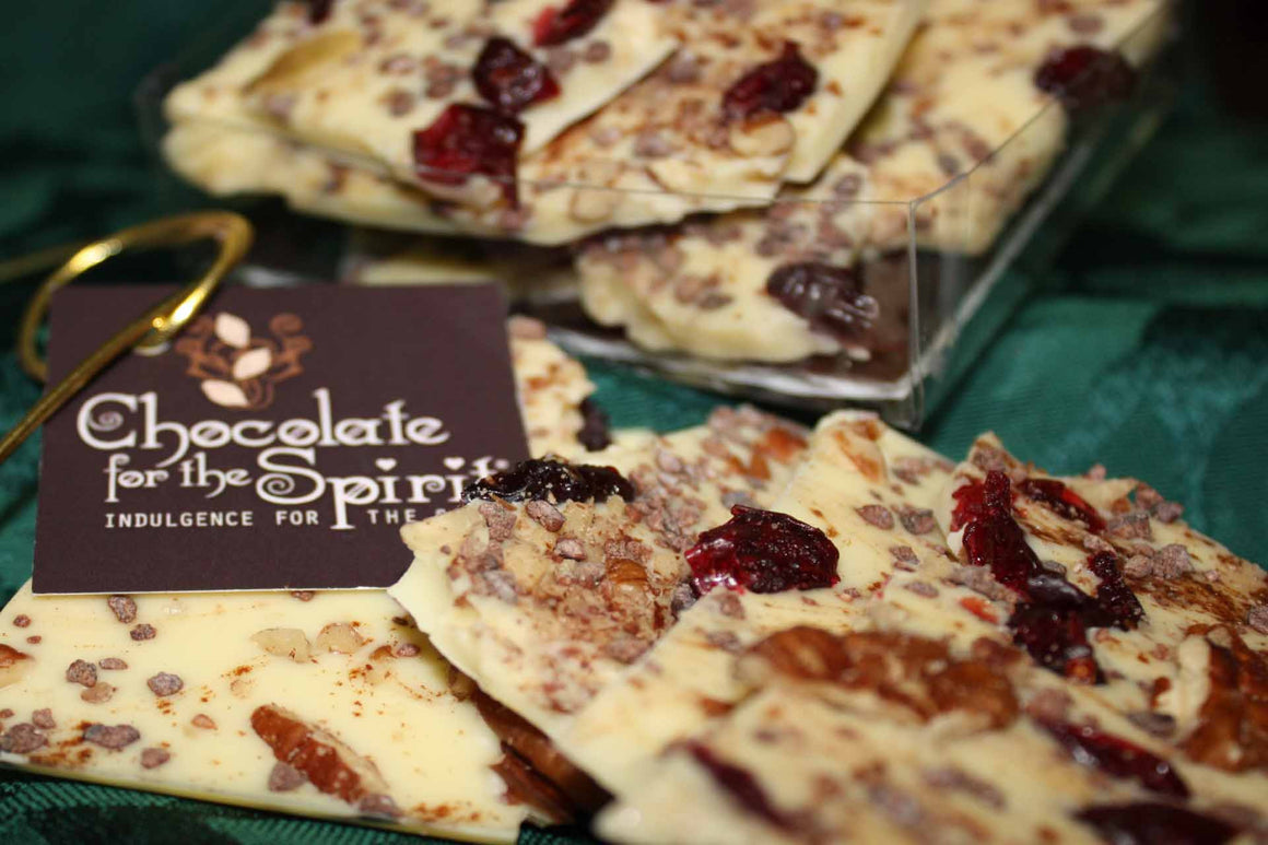 Harvest Bark - Exquisite White Chocolate