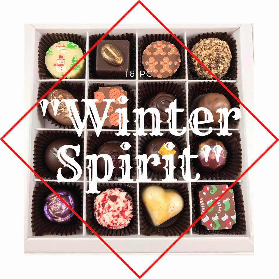 Winter Spirit 2020 - 16 Piece Collection