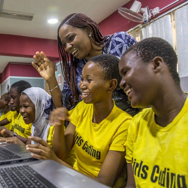 'Learning To Code Empowered Me'