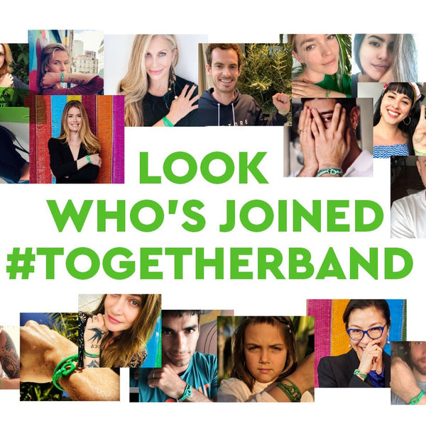 Who's Joined #TOGETHERBAND