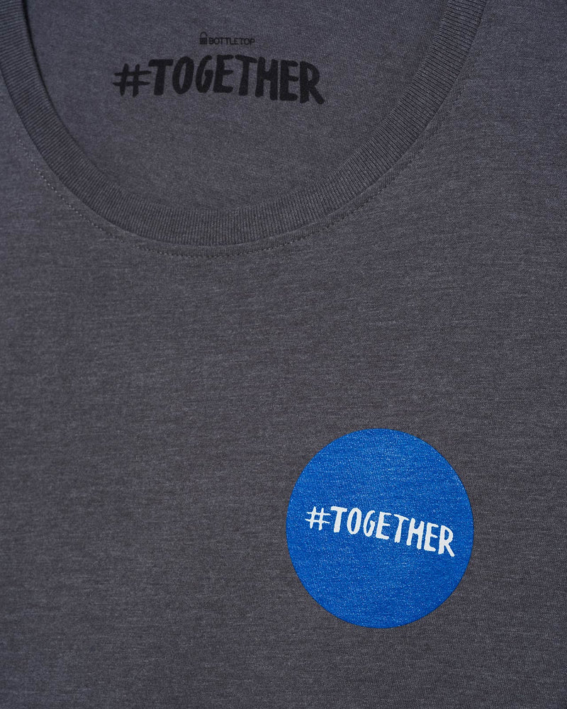 #TOGETHERWEAR T–Shirt - Goal 17: Partnerships for the Goals