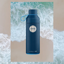 TOGETHERBOTTLE Reusable Bottle in Blue
