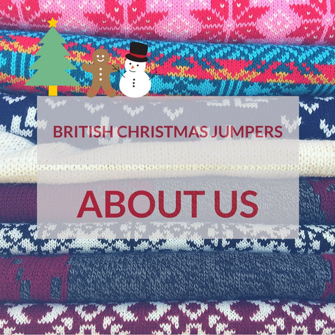 British Christmas jumpers