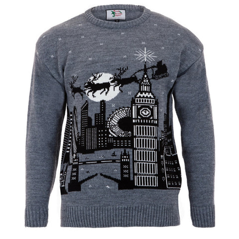 mens xmas sweater