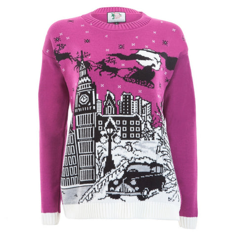 womens xmas sweater