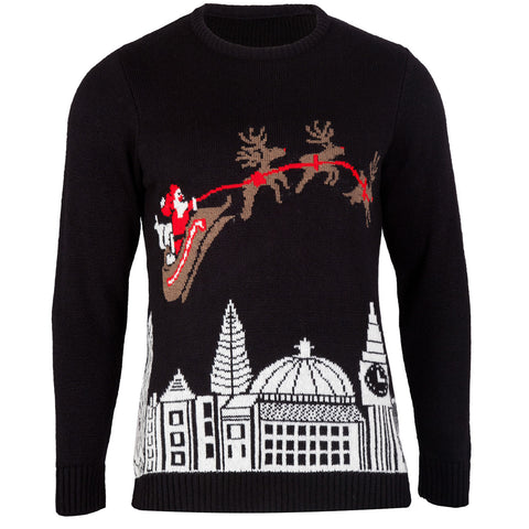 Christmas in London - Mens Christmas Jumpers