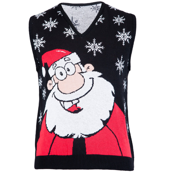 Giggle Men's Santa Slipover