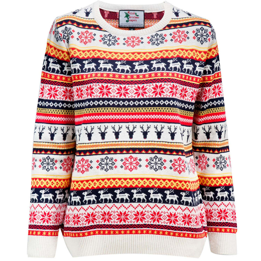 Womens Christmas Sweaters by British Christmas Jumpers | British ...