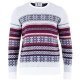 Cream Classic Fairisle - Mens Christmas Jumper - British Christmas Jumpers