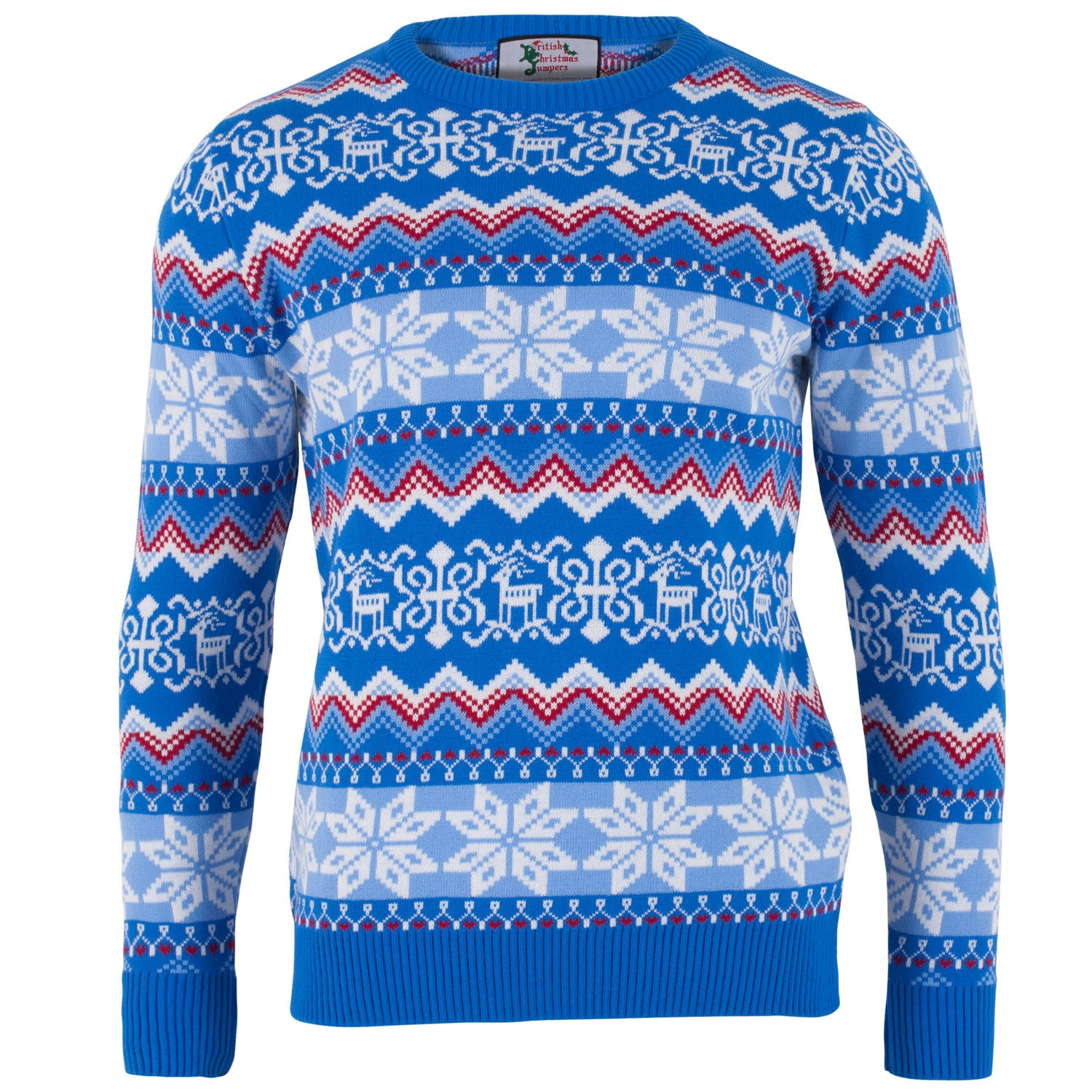 cac57335d1006 Christmas sweaters by British Christmas Jumpers