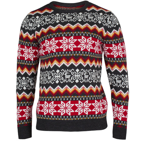 British Christmas Jumpers | British Christmas Jumpers - Knitted ...