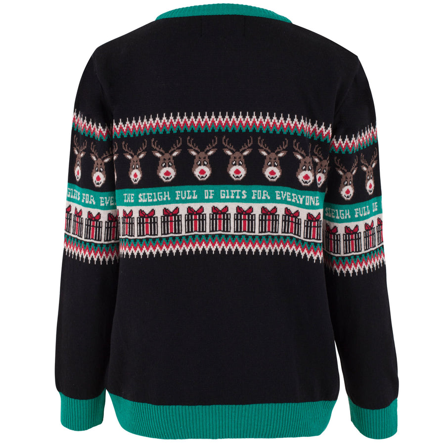 Full of Gifts  - Womens Christmas Jumper
