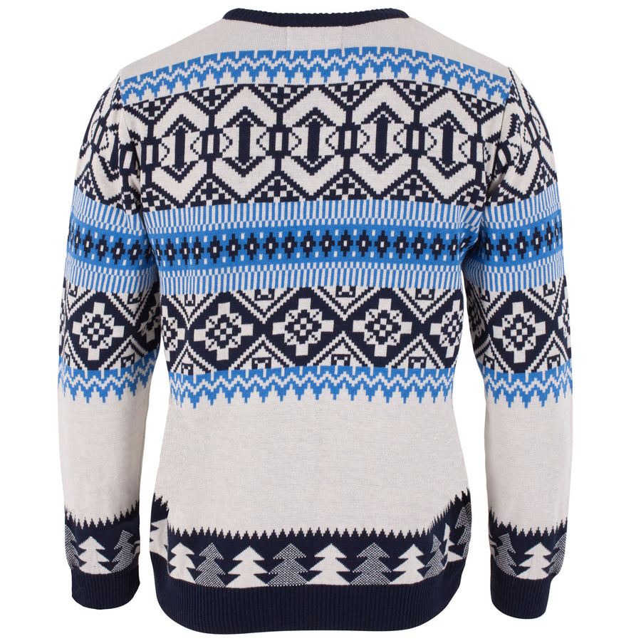 Fairisle - Mens Christmas Jumper