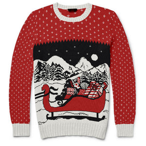 Festive Family Pack - Festive Dad - Mens Christmas Jumper