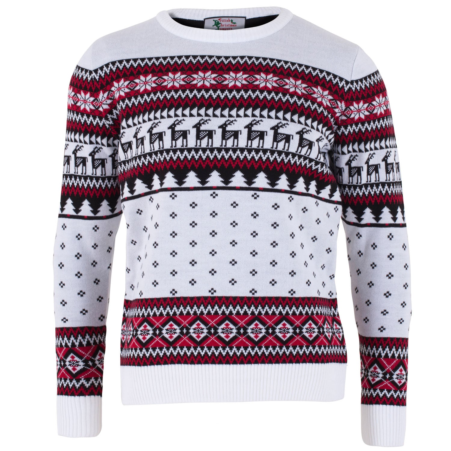 The Home of Festive Knitwear | Mens and Womens Holiday Sweaters
