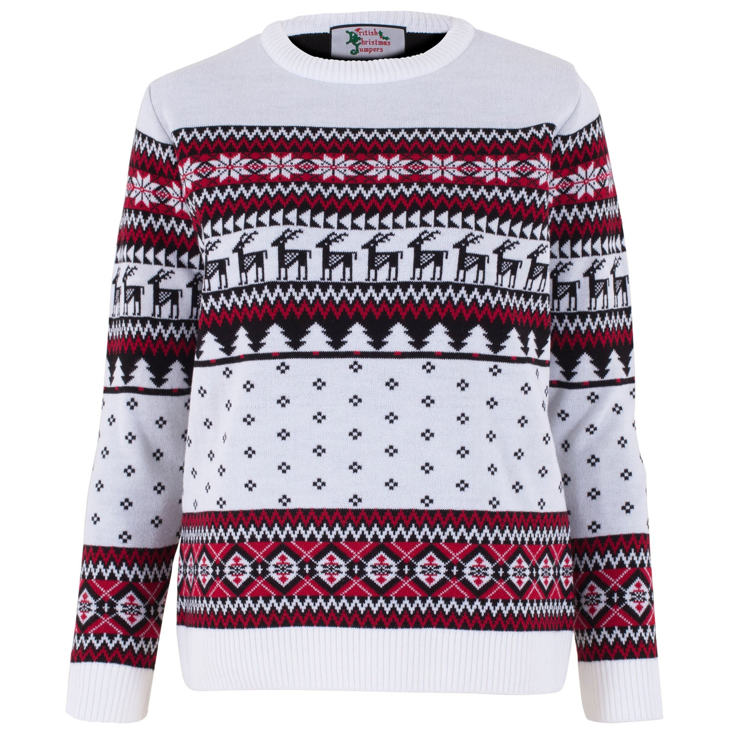 Christmas Jumpers Womens Christmas Sweaters by British Christmas Jumpers
