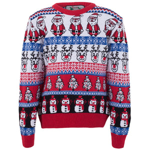 CYBER WEEKEND SPECIAL - Comic Family Pack - Crazy Christmas Jumper - Kids