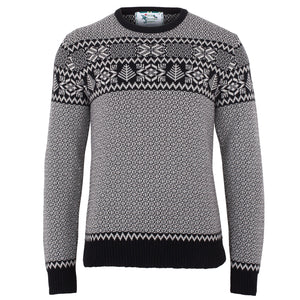 Monochrome Mens Eco Christmas Jumper