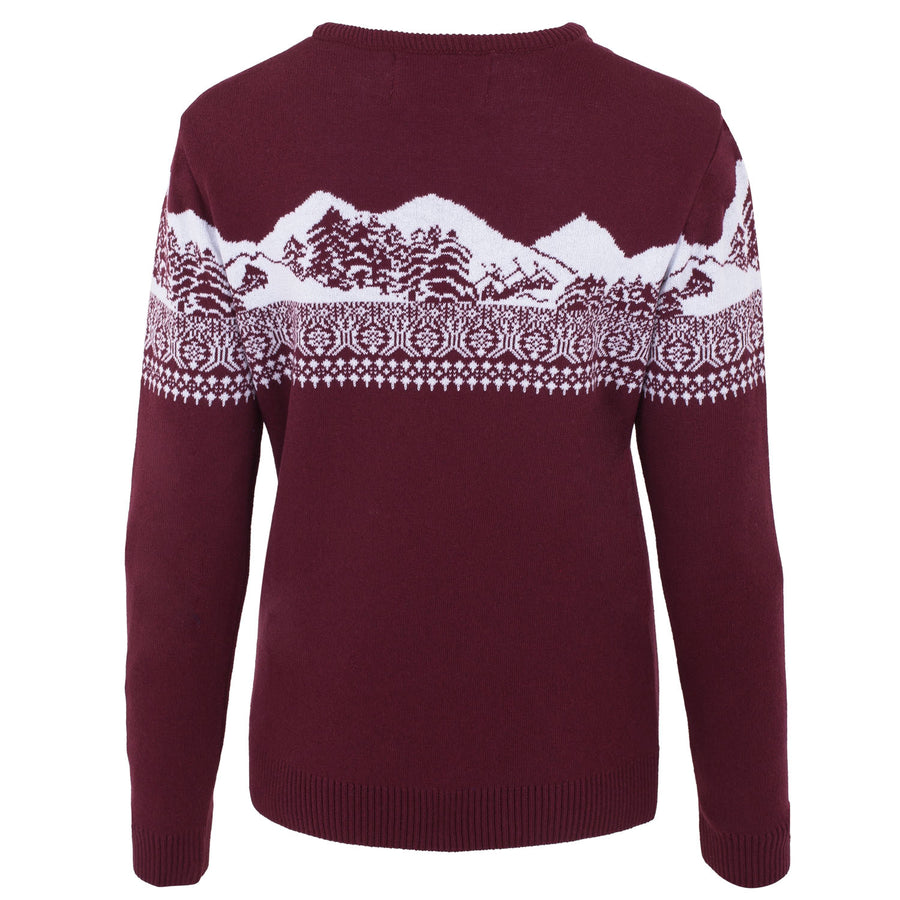 Christmas Wonderland Womens Eco Christmas Jumper