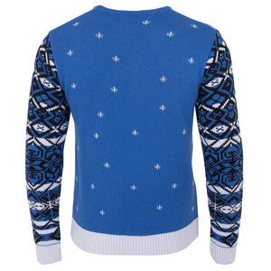 Christmas In Wonderland Mens Eco Christmas Jumper